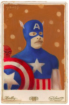 Captain America?