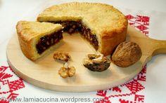 Tuorta da nusch by lamiacucina, via Flickr - nut torte from Graubünden