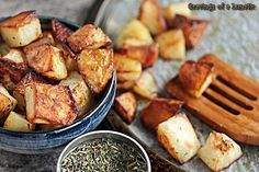Roast Potatoes | Burning Down The Kitchen with Kitchen Riffs | Cravings of a Lunatic