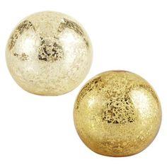 Mercury Glass Spheres