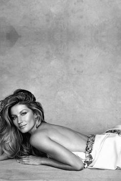"Gisele Bündchen in ""The power & the glory"" by Patrick demarchelier for Vogue Australia, January 2015."