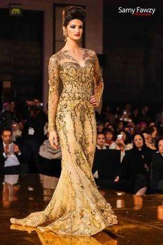 Hany ElBehairy dress 10