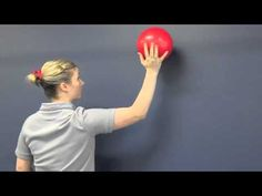 Pivotal Motion presents: Shoulder proprioception exercises - YouTube