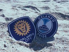 Orlando City and Orlando Pride: Vamos Orlando !!!