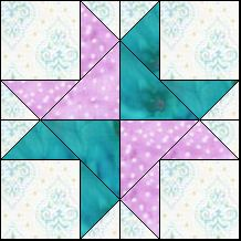 Block of Day for July 18, 2016 - Friendship Star