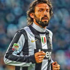 Andrea Pirlo the Master Juventus