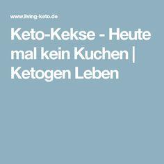 Keto-Kekse - Heute mal kein Kuchen | Ketogen Leben