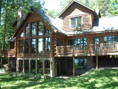 Cabin vacation rental in Hayward from VRBO.com! #vacation #rental #travel #vrbo