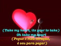 Jacky James - Take my heart