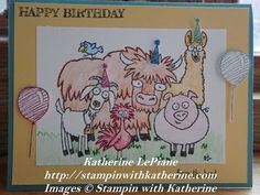From the Herd_Occasions Catalog_Linda Bauwin  Biggest Sale of the Year Jan. 6-March 31, 2015 Linda Bauwin – Your CARD-iologist  - Helping you create cards from the heart.  www.stampingwithlinda.com  Visit my YouTube Channel Linda Bauwin & check out my Stamp of the Month Kits