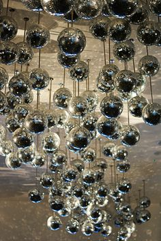 Feeding my disco ball obsession....