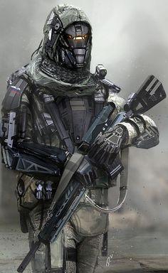 Dyna-Tec Industries Russian Soldier by PencilandStylus on DeviantArt