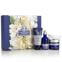 NEW for September 2015 - Frankincense Intense Organic Beauty Collection