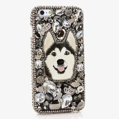 HAPPY HUSKY Design case made for iPhone 6 / 6s Plus