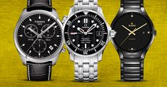 Choose a watch that matches your taste and keeps you comfortable throughout.
