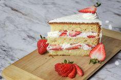 Un shortcake aux fraises c'est vraiment LE dessert de l'été non? :) #foodieblogger #instagood #foodstagram #instafoodie #mtlblogger #eatmtl #mtlfoodie #canadianblogger #shortcake #fraichementpresse #strawberry #treat