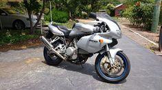 2003 Ducati 620 Sports HF