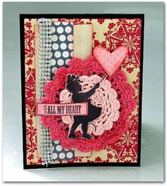 February color project by Sherry Wright