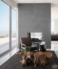 Minimalist Beverly Hills Home