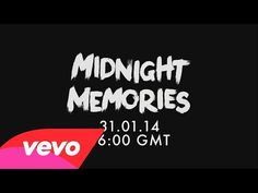 One Direction - Midnight Memories (Teaser 2) - YouTube