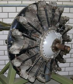 The R-1340: The Pratt & Whitney Radial Engine that started it all