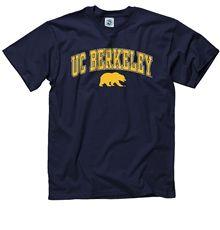 05ab83fe894e UC Berkeley University Of California Berkeley Youth T-Shirt - Navu
