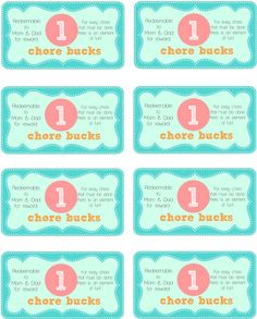 mother-runners & summer chore printable templates to help me keep my sanity over the summer break