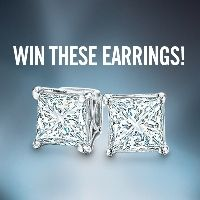 I just entered the Zales Million Fans Sweepstakes! Click to enter, then we'll both have a chance of winning a pair of diamond earrings or a Zales gift card.