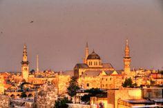 4. Damasco, Siria