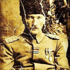 Halep 1917 - Mustafa Kemal Atatürk