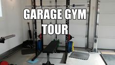 Check out my home gym tour!