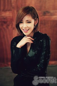 The ULTIMATE BAGEL GIRL HYOSUNG!!! I HATE that she lost all of that beautiful weight!! grr