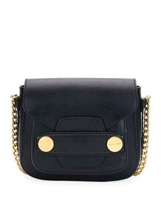 80e05e9bea This is a black faux leather leather bag from Stella Mccartney