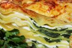Lasagna met spinazie en geitenkaas recept op MijnReceptenboek.nl
