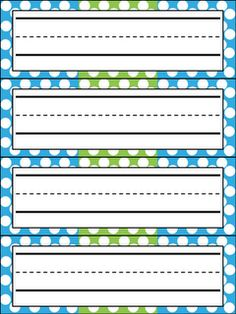 4 Awesome Free Printable Desk Name Tags For Kindergarten Images Desk Name Tags Worksheets For