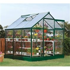 BillyOh Greenhouses from £249 from Garden building direct