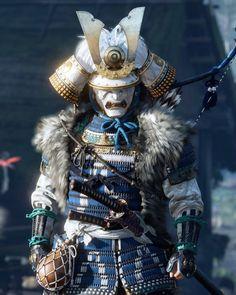 Oni Samurai, Samurai Helmet, Samurai Warrior, Japanese History, Japanese Culture, Ninja, Samurai Wallpaper, Dungeons And Dragons Art, Samurai Artwork