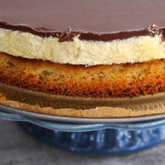 """Vogelmilch""-Torte Vanilla Cake, Tiramisu, Cheesecake, Sweets, Ethnic Recipes, Desserts, Food, Stollen, Puddings"