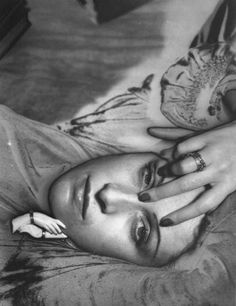 Man Ray, Dora Maar, 1936 (currently showing at the National Portrait Gallery London)