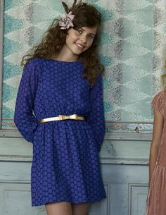I've spotted this @BodenClothing Broderie Dress