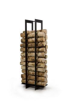 AK47 Blade Steel Log Rack   AllModern