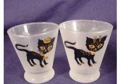 Kitten Cordial Glasses