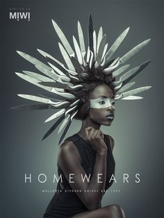 Homewears: Miwi Shop Campaign by Osborne Macharia | Inspiration Grid | Design Inspiration