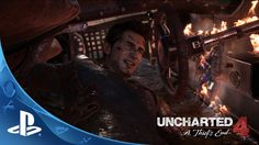 UNCHARTED 4: A Thief's End - E3 2015 - Sam Pursuit Gameplay | PS4 Nathan Drake, you done goofed.