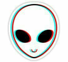 #alien #sticker #tumblr