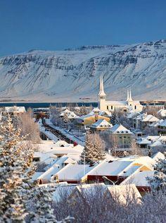 Reykjavik, Iceland (by Ragnar TH)