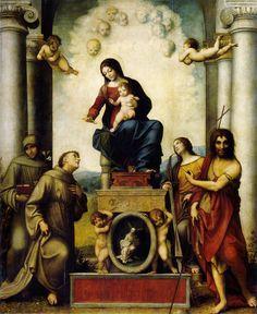 Madonna di San Francesco - Correggio