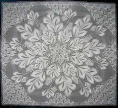 LACE!  Project Gallery for Tannenzapfen pattern by Herbert Niebling