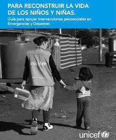 Guía para apoyar intervenciones psicosociales en Emergencias y catástrofes