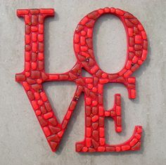 LOVE Wall Plaque Sign  £20.00